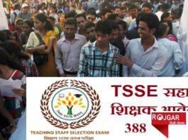 TSSE assistant techer