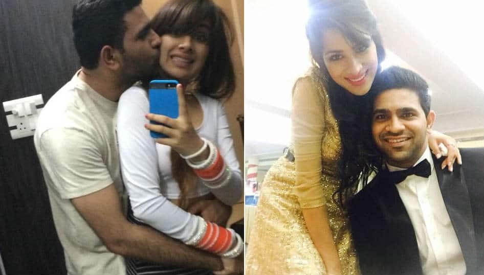 बिग बॉस 14': सारा गुरपाल ने पंजाबी गायक तुषार कुमार से शादी की? उनकी  तस्वीरें वायरल   टेलीविजन समाचार - Rojgar Rath News