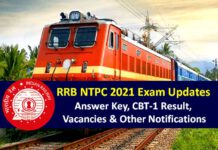 Check CBT-1 Result Updates, Expected Cutoff Marks, 35281 Vacancies, Eligibility Notifications