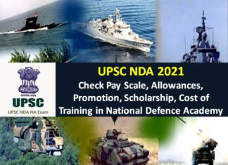 Check Pay Scale, Allowance, Promotion, Cost of Training, Scholarship